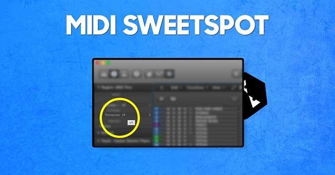 Audiotent music production tips midi sweetspot