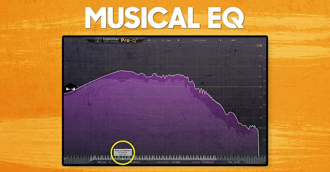 Audiotent music production tips musical eq