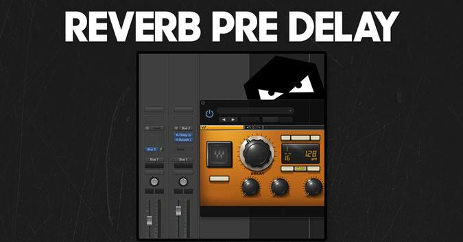 Reverb pre delay