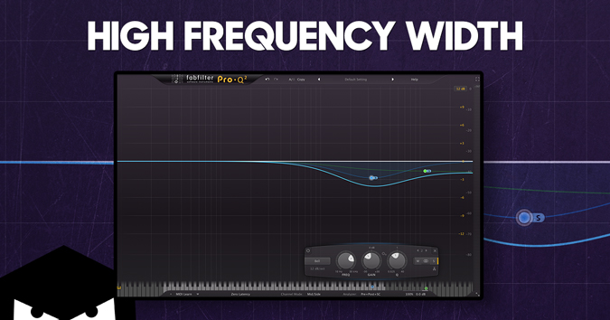 high frequency width