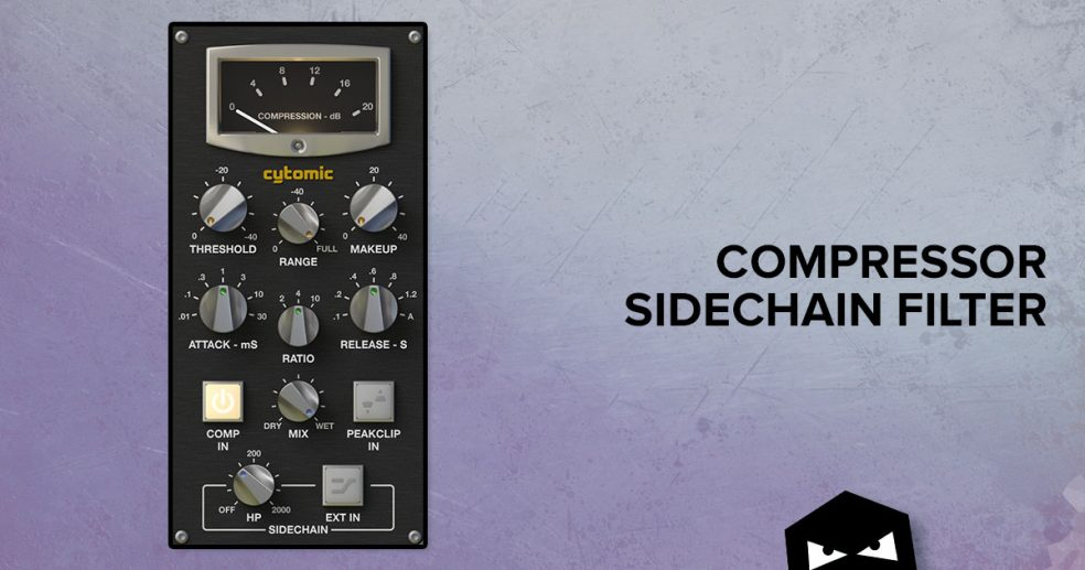 Compressor Sidechain Filter