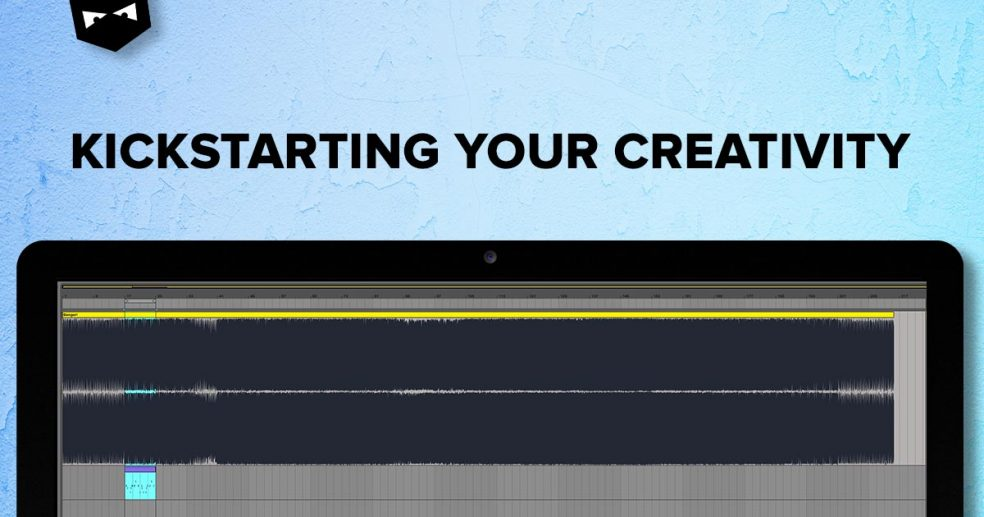 Kickstarting your creativity
