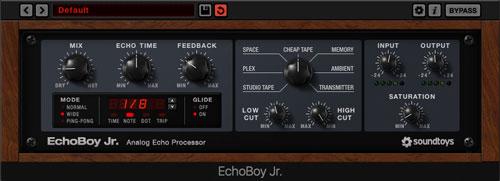 Soundtoys Echoboy jr