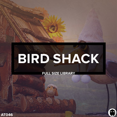 Audiotent Bird Shack
