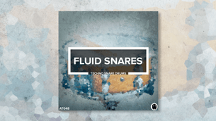 Fluid Snares // Techno Snare Samples