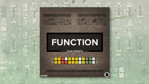Function // CS-80 Presets