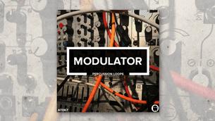 Modulator // Percusssion Loops