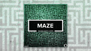 Maze // Techno Synth Loops