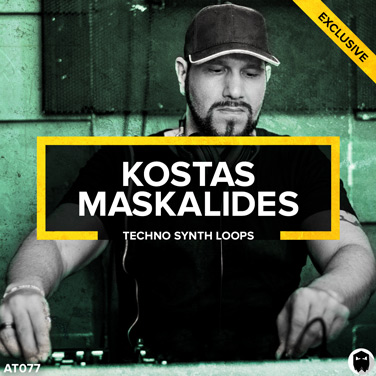 Kostas Maskalides Synth Loops