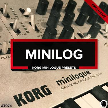 Audiotent Minilog