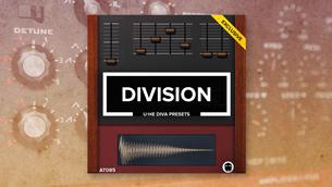 Division // u-he Diva Presets