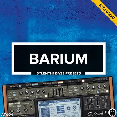 Audiotent Barium