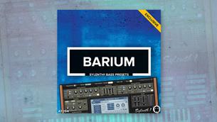 Barium // Sylenth1 Bass Presets