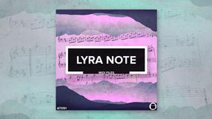 Lyra Note // Melodic MIDI Files