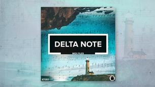 Delta Note // Melodic MIDI Files