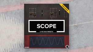 Scope // u-he Diva Presets