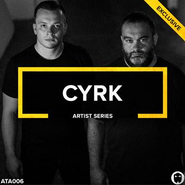 Audiotent CYRK