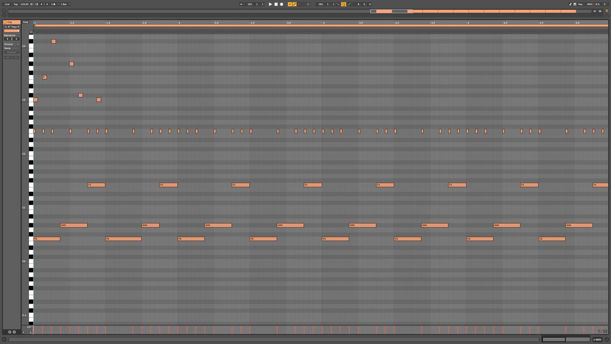 11 AT Vega Note MIDI - Bolometer fm